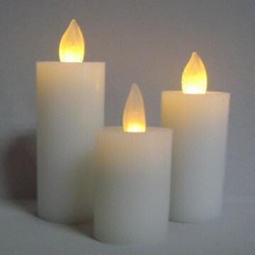 Hand Hold LED Votive Candle