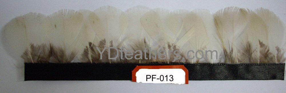 pheasant feather fringe
