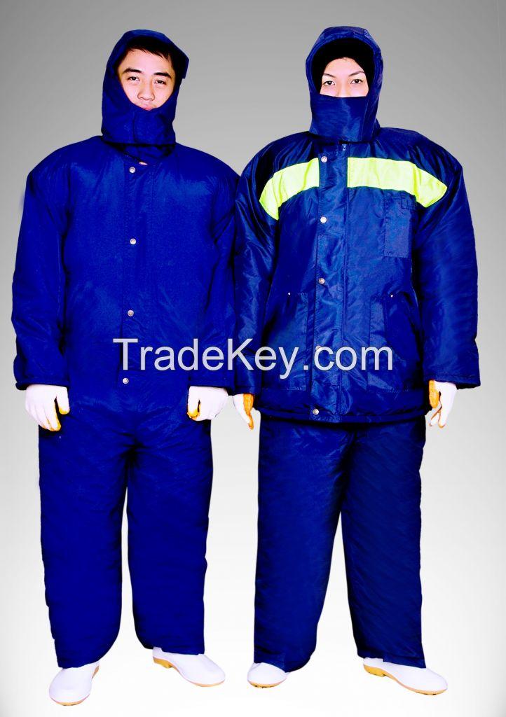 uniform seafood workwear