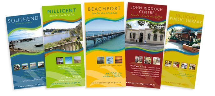 Customized Paper Brochure Printing