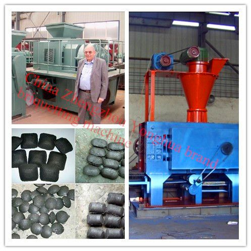China Factory price Mill scale high press ball press machine \high press briquette making machine for sale