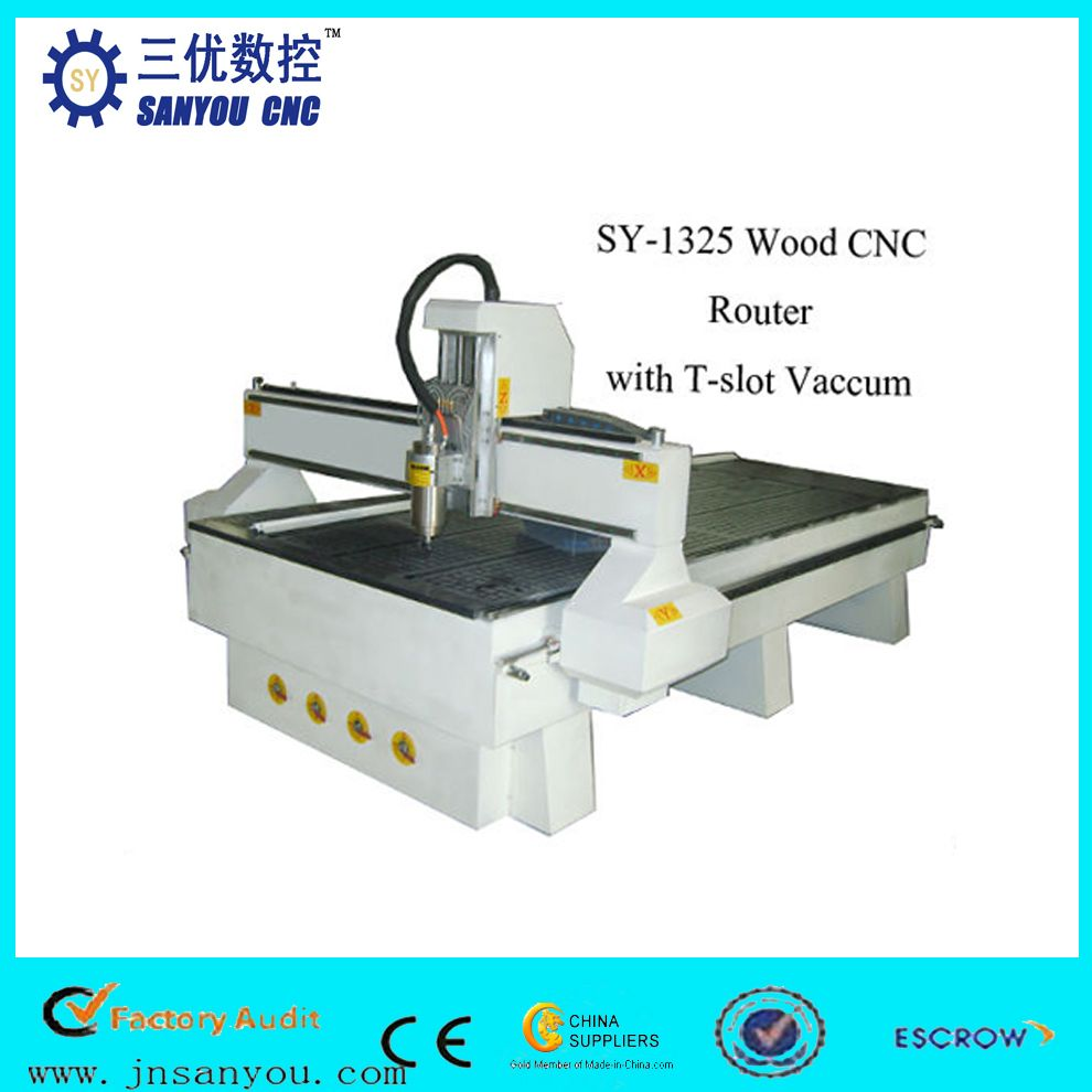 CNC wood engraving  machine sy-1325