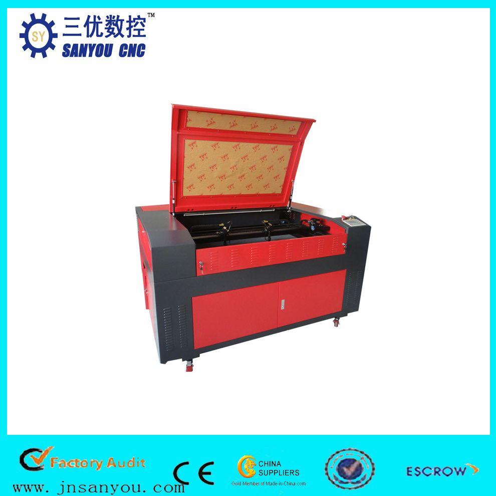 laser cnc engraving machine/cnc cutting machien sy-1290