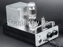 Vacuum Tube Bluetooth Headphones Amplifier