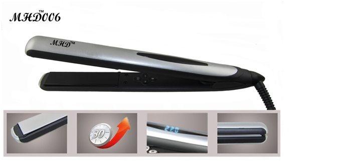 inch Nano Diamond Professional hair straightener