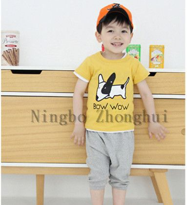 OEM High Quality Factory Price Children's T-shirts