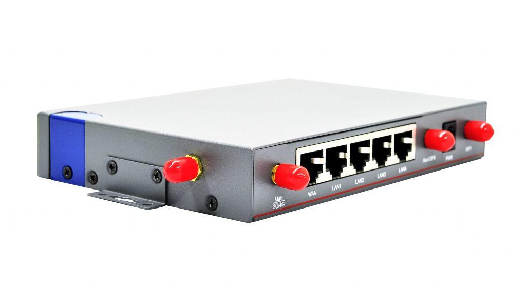 High-speed 4G Router IIoT/M2M Communication
