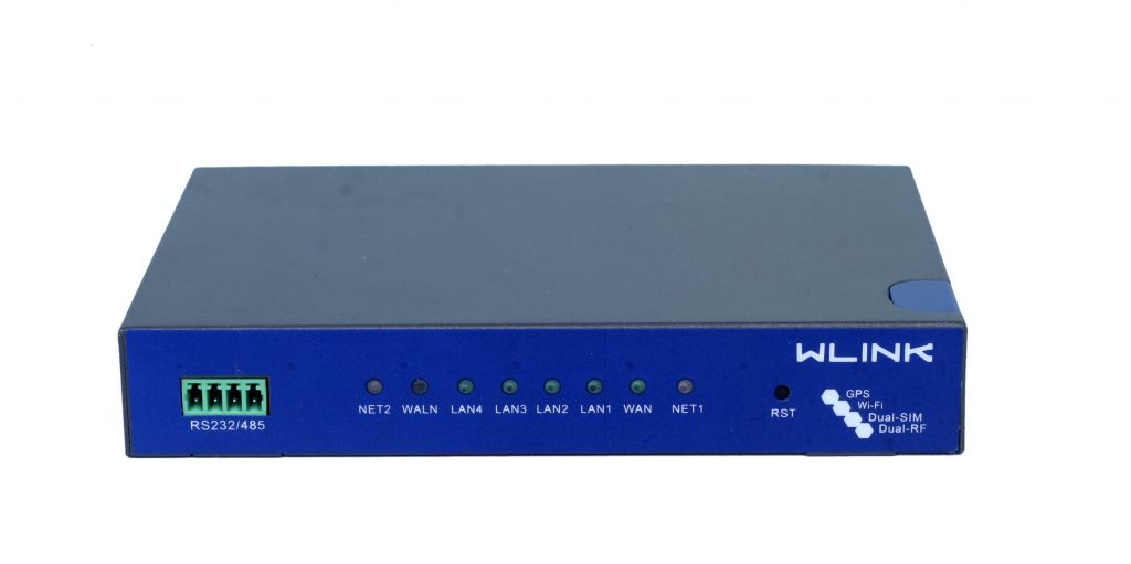 Cellular 3G/4G WiFi Router with GPS Tracking