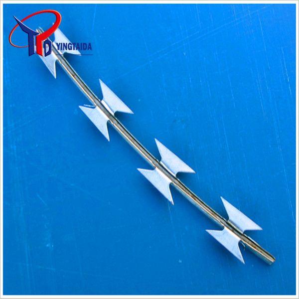 Galvanized Razor Barbed Iron/Steel Wire Supplier