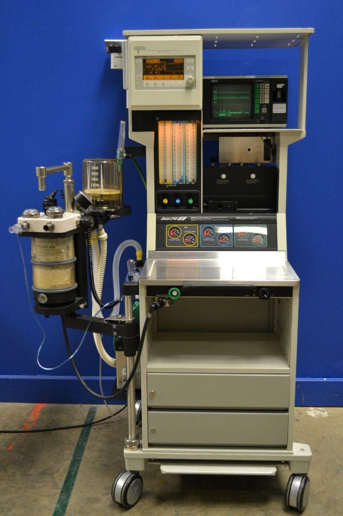 OHMEDA Excel 210 SE Anesthesia Machine