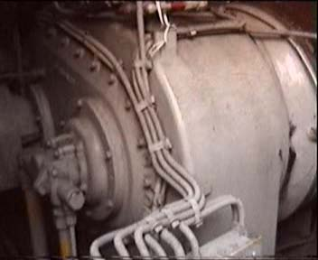 625 kVA Skid Mounted, GAS TURBINE GENERATOR