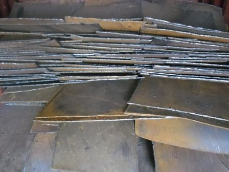 Cast Iron Scrap (CAST)