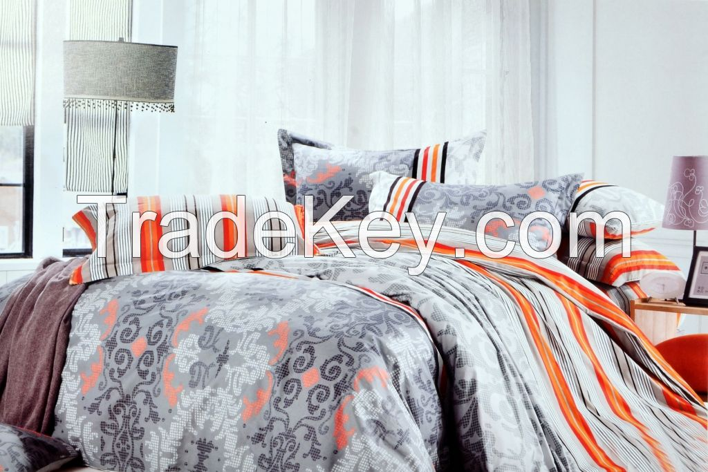 100% Cotton Bed sheets (Sarayu)