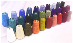 Chenille yarn 005