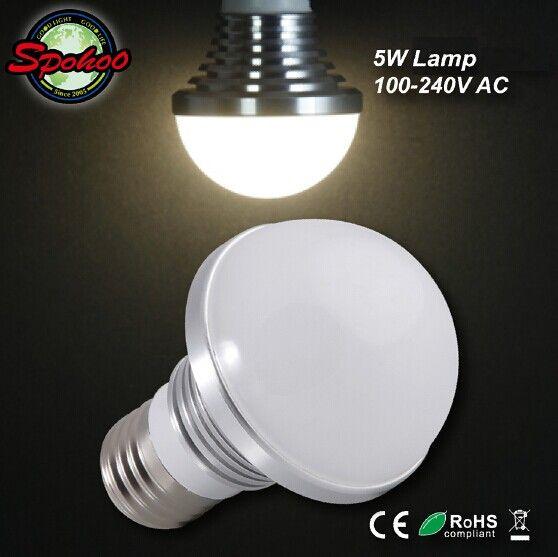 LED Bulb (3w 5w 7w 9w 12w) e27/e14 base led bulb