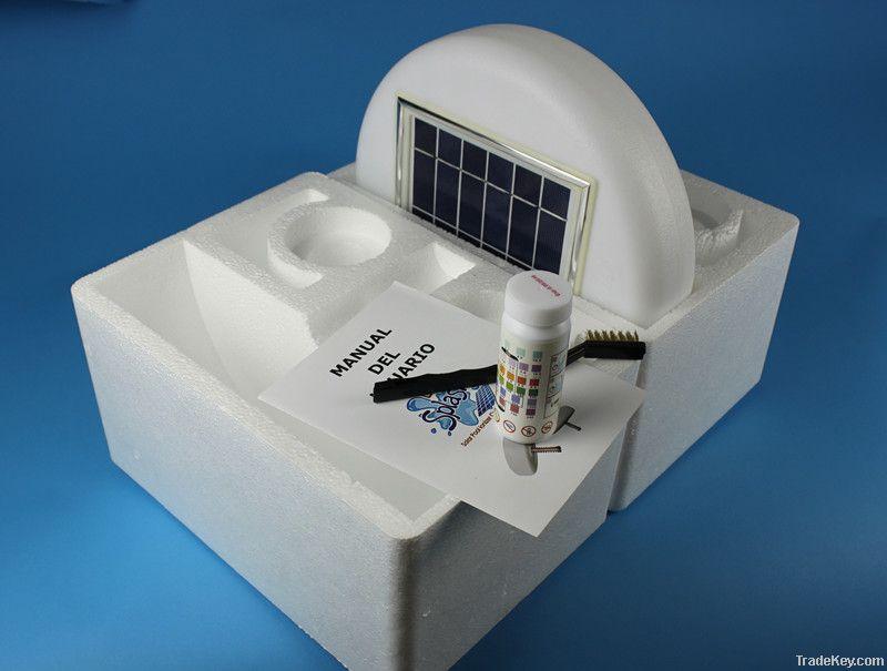 solar pool ionizer