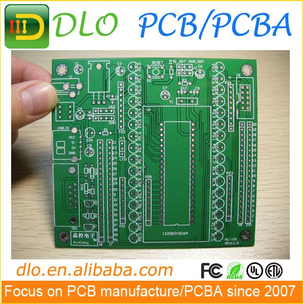 OEM fr4 hasl multilayer Electronic PCB
