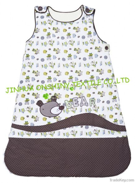 New Style Super Soft Baby Sleeping Bag Jersey