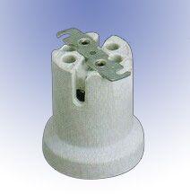 porcelain lampholder E40, E27, E26, E14, E12