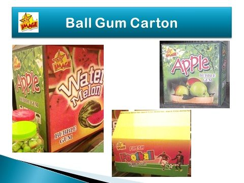 Bazooka Bubble Gum, Ball Gum, Candies