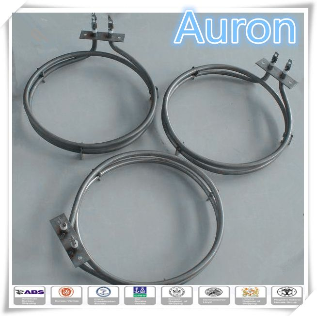 AURON/HEATWELL electric stainless steel oven heat element/stove coil heat element/immersion heat tube coil