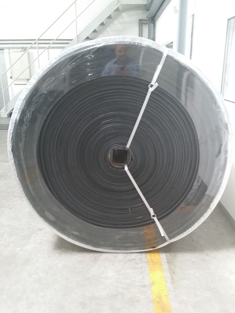 Multilayer Conveyor Belts EP 400/3