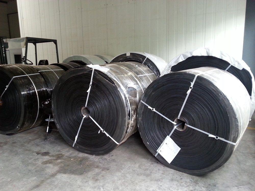 Offer Multi-layer conveyor belt EP 630/4 - 150 Meter