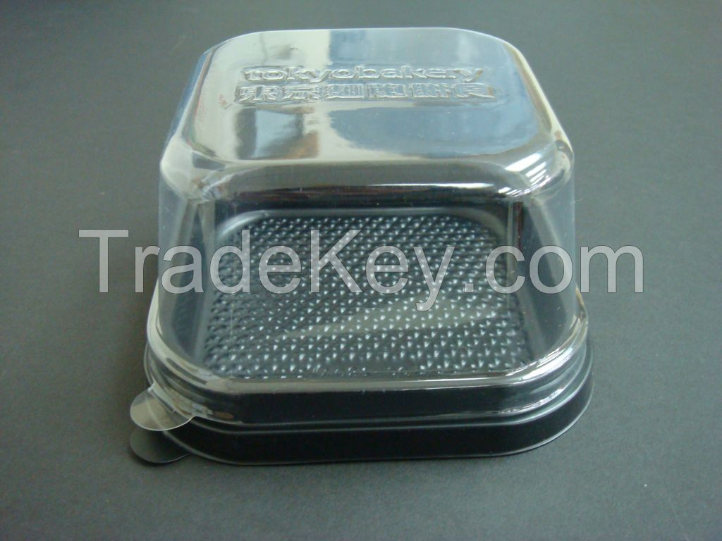 packaging product, blister for cake and food and seafood