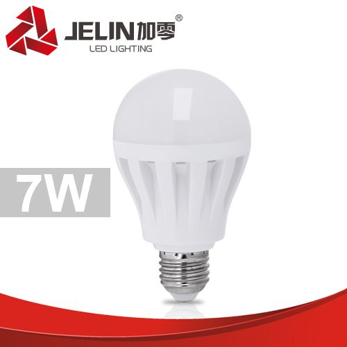 3w elegant household plastic LED Bulb withCE/RoHS approved