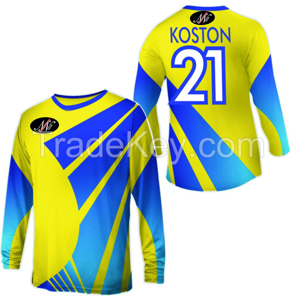 Sublimated Football Wear