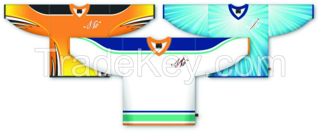 Sublimated Ice Hockey Jersey