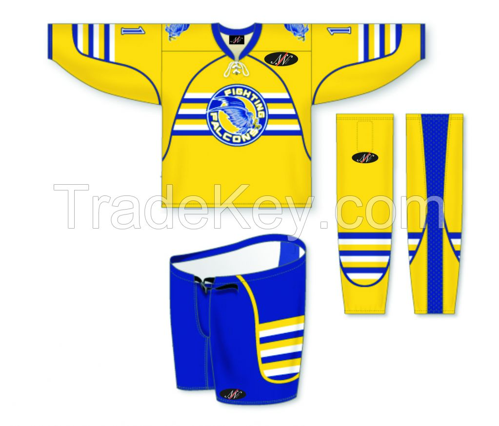 Sublimated Ice Hockey Jersey