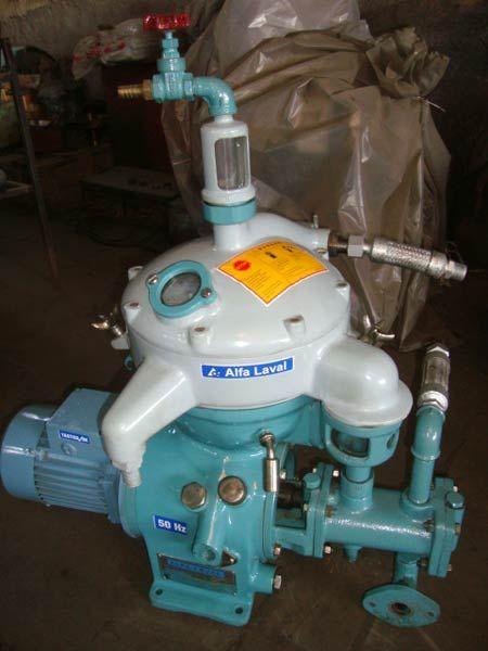 Alfa Laval centrifugal separator, oil purifie, oil separator, Biodiesel centrifuge MAB-103
