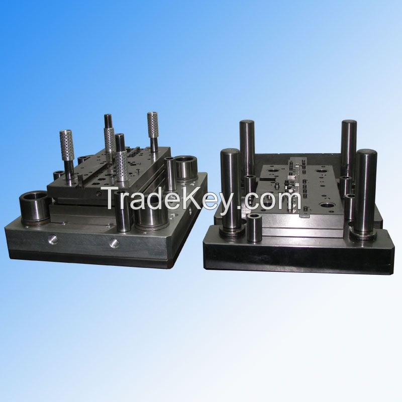 Die casting mold design and production