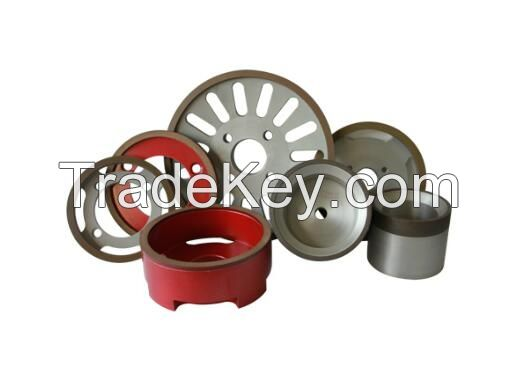 CBN Wheels for Paper Knife (6A2, 12A2)