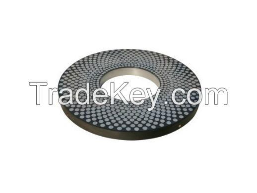 Vitrified Bond Double Disc Grinding Wheel