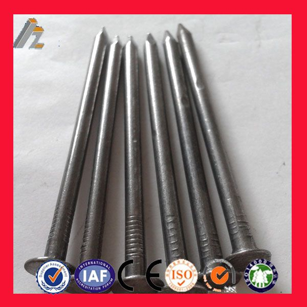 anping supplier common nails price(ISO9001 factory)