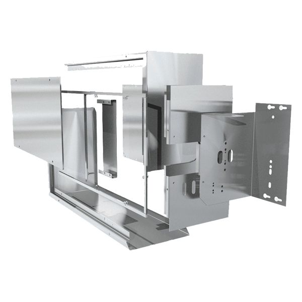 customized sheet metal panel enclosures and cabinets