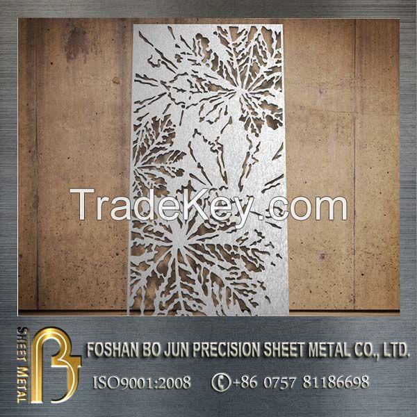 Customize Decorative Exterior Laser Cut Wall Panels