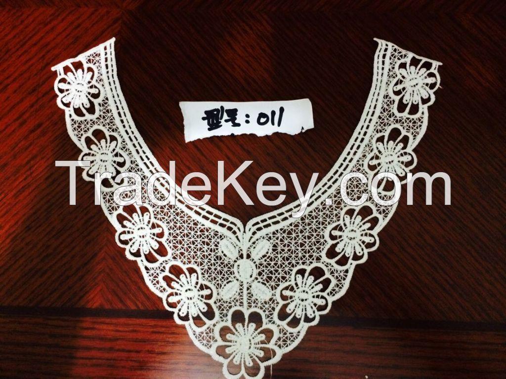 garment accessories neck lace, hot sale neck lace design