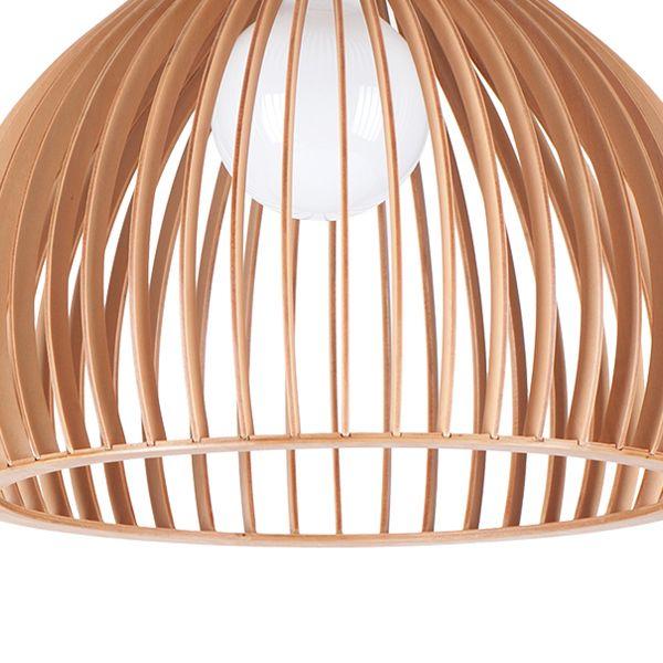 Simple Wood Pendant Lamp LBMP-HM230