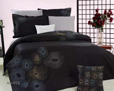 bedding set with bed skirt and so on