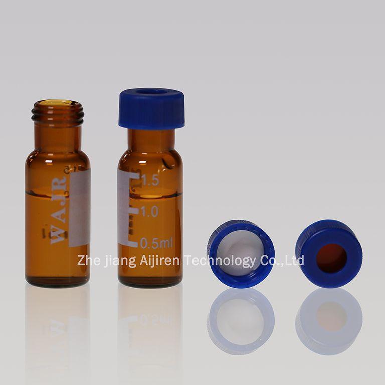 aijiren vial,septa,cap,chromatography consumables,autosample,seals