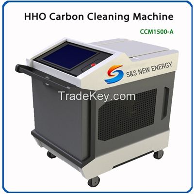 Oxy Hydrogen Carbon Cleaning Device (CE, ISO9001 approved )