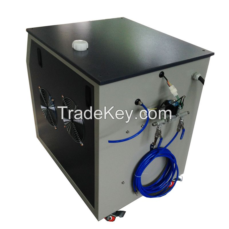 CCM600 portable energy-saving oxy hydrogen generator for car/ hho engine carbon cleaning machine
