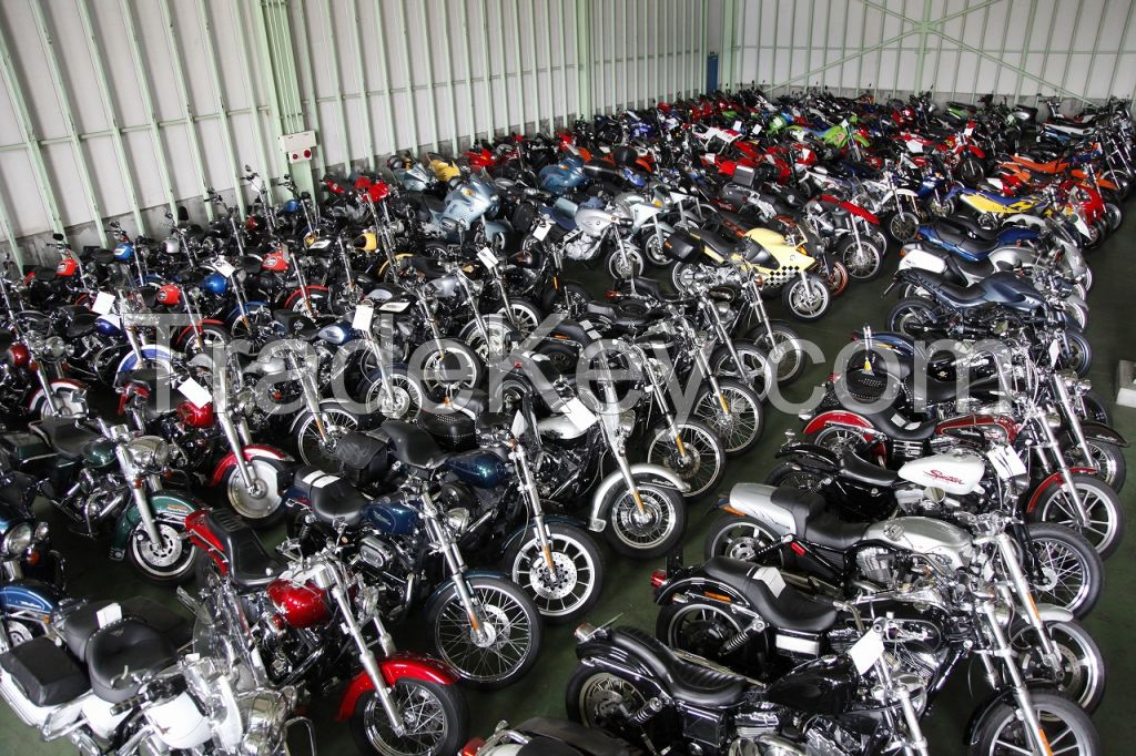 used motorcycles & scooters