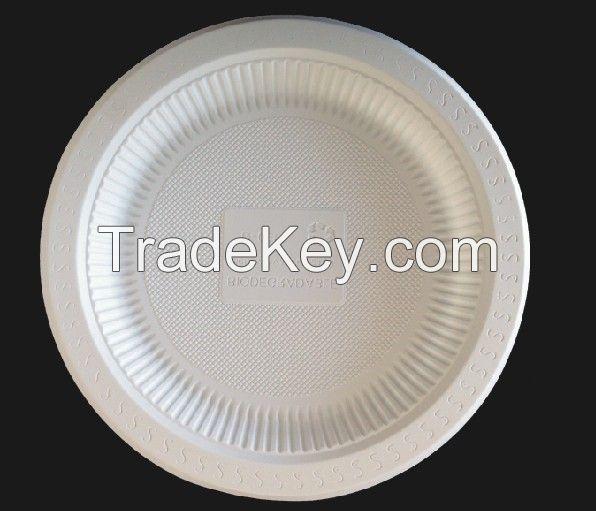 Corn starch Tableware