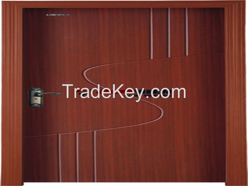 door wpc profile machine