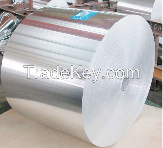 Household Food Packaging Aluminium Foil Manufacturer