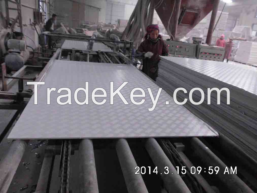 Suspended PVC Ceiling Board